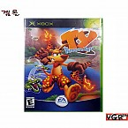 [XBOX] TV the Tasmanian Tiger 북미판  중고A급