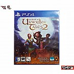 [PS4] 더 북오브 언리튼 테일즈2 한글판  정식발매 중고A급