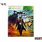 [XBOX360] DMC Devil May Cry 북미판 중고 A급
