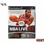 [PS2] NBA LIVE 07  정식발매 중고A급