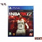 [PS4] NBA 2K17  정식발매 중고A급
