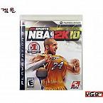 [PS3]  NBA 2K10 북미판  중고 A급