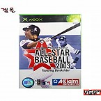 [XBOX] 올스타 베이스볼 2003  일판  중고A급