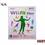 [Wii]위 핏 플러스 일판 중고A급