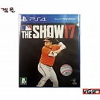 [PS4]  THE SHOW 17 정식 중고A급