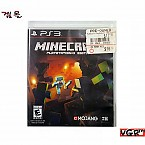 [PS3]  MINECRAFT PLAYSTATION 3 EDITON 북미발매  중고 A급