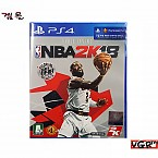 [PS4]  NBA 2K18 한글판   정식 중고A급