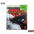 [PS3] GOD of WAR 3  (중고A급)(북미)