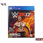 [PS4]  W 2K17   정식 중고A급