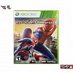 [XBOX360] THE AMAZING SPIDER-MAN SHATTERED 북미 중고 A급