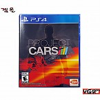 [PS4] PROJECT CARS  북미판 중고A급