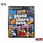 [PS2] GTA Vice City  북미판 중고A급
