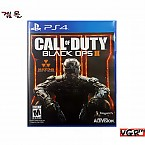 [PS4] CALL of DUTY BLACK OPS 3 북미판 중고A급