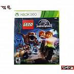 [XBOX360] LEGO JURASSIC WORLD 북미 중고 A급