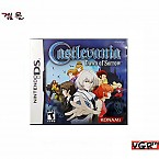 [NDS] Castlevania: Dawn of Sorrow  북미판 중고A급