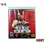 [PS3] RED DEAD REDEMPTION  (중고A급)(북미)