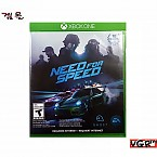 [XBOXONE] NEED FOR SPEED 북미 중고A급