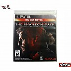 [PS3] METAL GEAR SOLID 5 THE PHANTOM PAIN (중고A급)(북미)