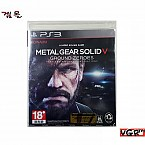 [PS3] METAL GEAR SOLID 5 GROUND ZEROES (중고A급)(북미)