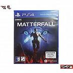 [PS4]  매터폴 Matterfall 한글   정식 중고A급