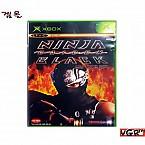[XBOX] 닌자 가이덴 블랙  정발  중고A급