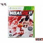 [XBOX360]  NBA 2K11  일판 중고A급