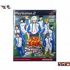 [PS2] 테니스 의 왕자 Smash Hits ! 2  일판  중고 A급