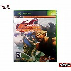 [XBOX] CAPCOM FIGHTING EVOLUTION  북미  중고A급