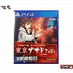 [PS4]  도쿄 재너두 eX+ 한글판    정식 중고A급