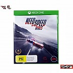 [XBOXONE] NEED FOR SPEED RIVALS 북미 중고A급
