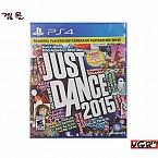 [PS4] JUST DANCE 2015 북미판 중고A급