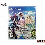 [PS4] 4 Goddesses Online 북미판 중고A급
