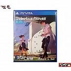 [PSVita] 로보틱스 노츠 엘리트 한글판  정식발매 중고A급