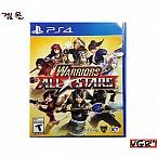 [PS4] Warriors All-Stars 북미판 중고A급