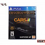 [PS4] project cars complete edition  북미판 중고A급