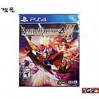 [PS4] Samurai Warriors 4 - II  북미판 중고A급
