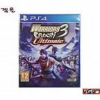[PS4] warrior orochi 3 ultimate  북미판 중고A급