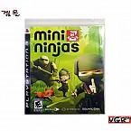 [PS4] Mini Ninjas 북미판 중고A급