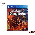 [PS4] samurai warriors 4 empires 북미판 중고A급