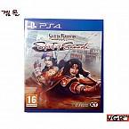 [PS4] Samurai Warriors Spirit of Sanada 북미판 중고A급