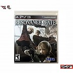 [PS3] Resonance of Fate (중고A급)(북미)