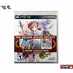 [PS3] The Arland Atelier Trilogy (중고A급)(북미)