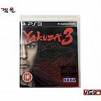 [PS3] Yakuza 3 (중고A급)(북미)