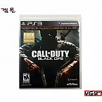 [PS3] CALL OF DUTY BLACK OPS (중고A급)(북미판)