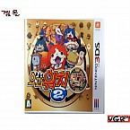 [3DS] 요괴워치 2 본가 한글 정식발매판 중고 A급