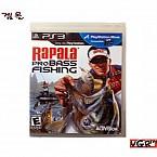 [PS3] RAPALA PRO BASS FISHING (중고A급)(북미판)