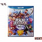 [Wii U] 대난투 스매시 브라더스 for Wii U 일판 중고A급
