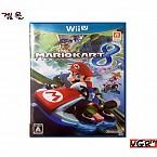 [Wii U] 마리오 카트 8 일판 중고A급