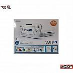 [Wii U] 닌텐도 Wii U 32GB 게임기 (중고)(일판)