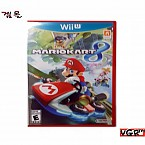 [Wii U] MARIO KART 8 북미판 중고A급